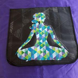 New Lululemon Yoga Girl Asteya Reusable Tote Bag